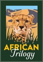 African Trilogy Stamp